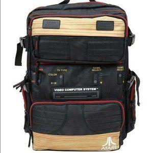 ATARI 2600 Console Inspired Book Bag Backpack